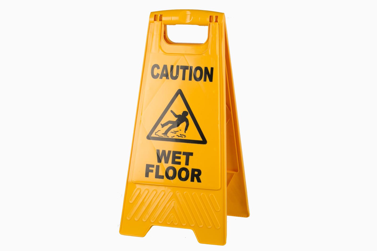Essecinque - Segnale pavimento bagnato ...